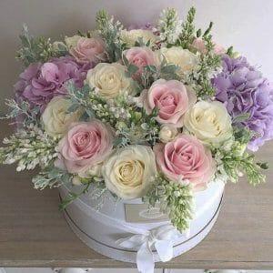 workshop cắm hoa tại sky art