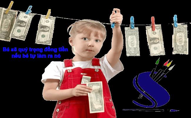 Trẻ em Do Thái tự quản lý tài chính