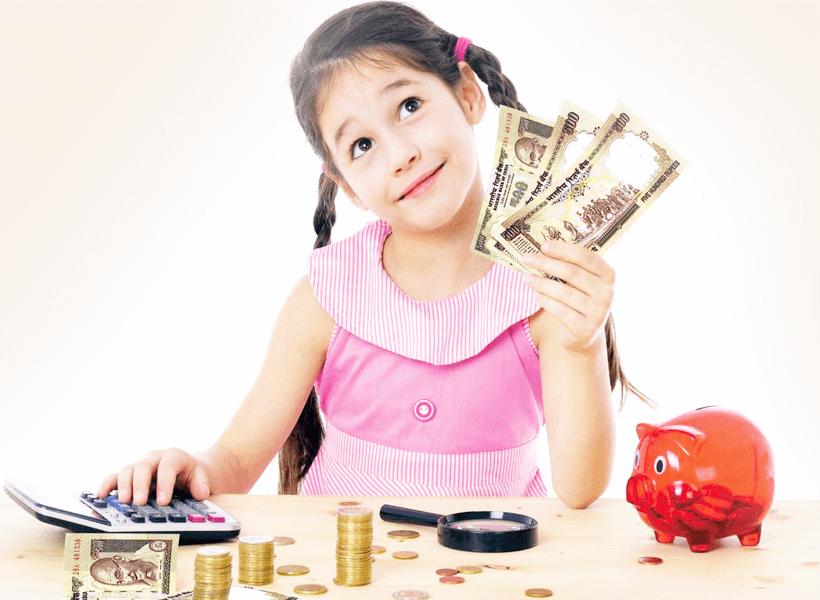 Trẻ em Do Thái tự lập kế hoạch chi tiêu tài chính trong tháng
