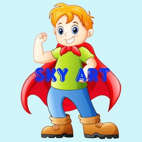 Sky Art - Giữ gìn sức khỏe tăng cường thể chấtcho bé