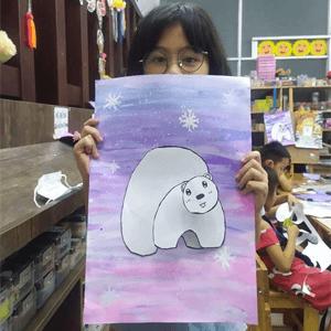 Sky Art - Lớp dạy vẽ thiếu nhi cho trẻ em từ 3 tuổi trở lên