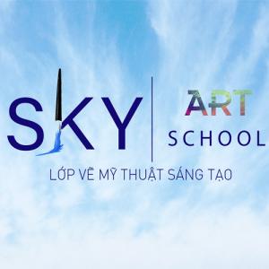 Cuộc thi bé vẽ áo tết 2021 tại Sky Art